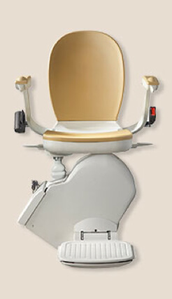 Straigtht Stairlift from Acorn Stairlifts